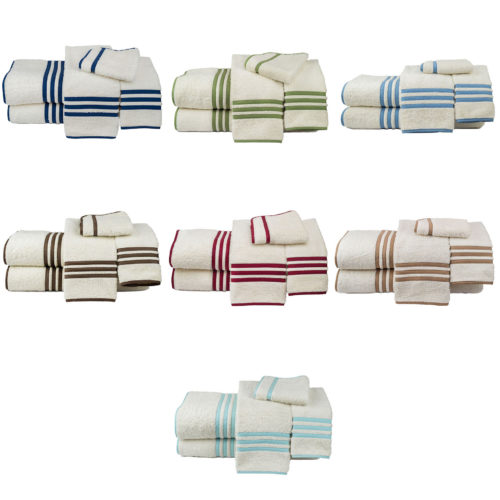 Biarritz Towel Collection
